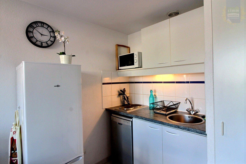 IMMOPLAGE VALRAS-PLAGE, agence immobilière, vente, location et location vacances appartement et maison entre Agde/Sete et Narbonne, proche Béziers - Maison - VENDRES - Location Vacances - 38m²
