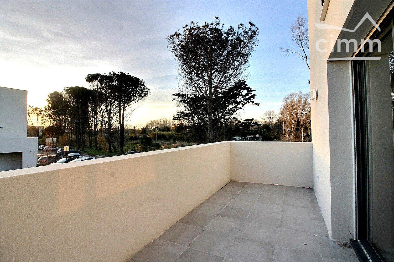 IMMOPLAGE VALRAS-PLAGE, agence immobilière, vente, location et location vacances appartement et maison entre Agde/Sete et Narbonne, proche Béziers - Appartement neuf - VALRAS PLAGE - Vente - 64m²