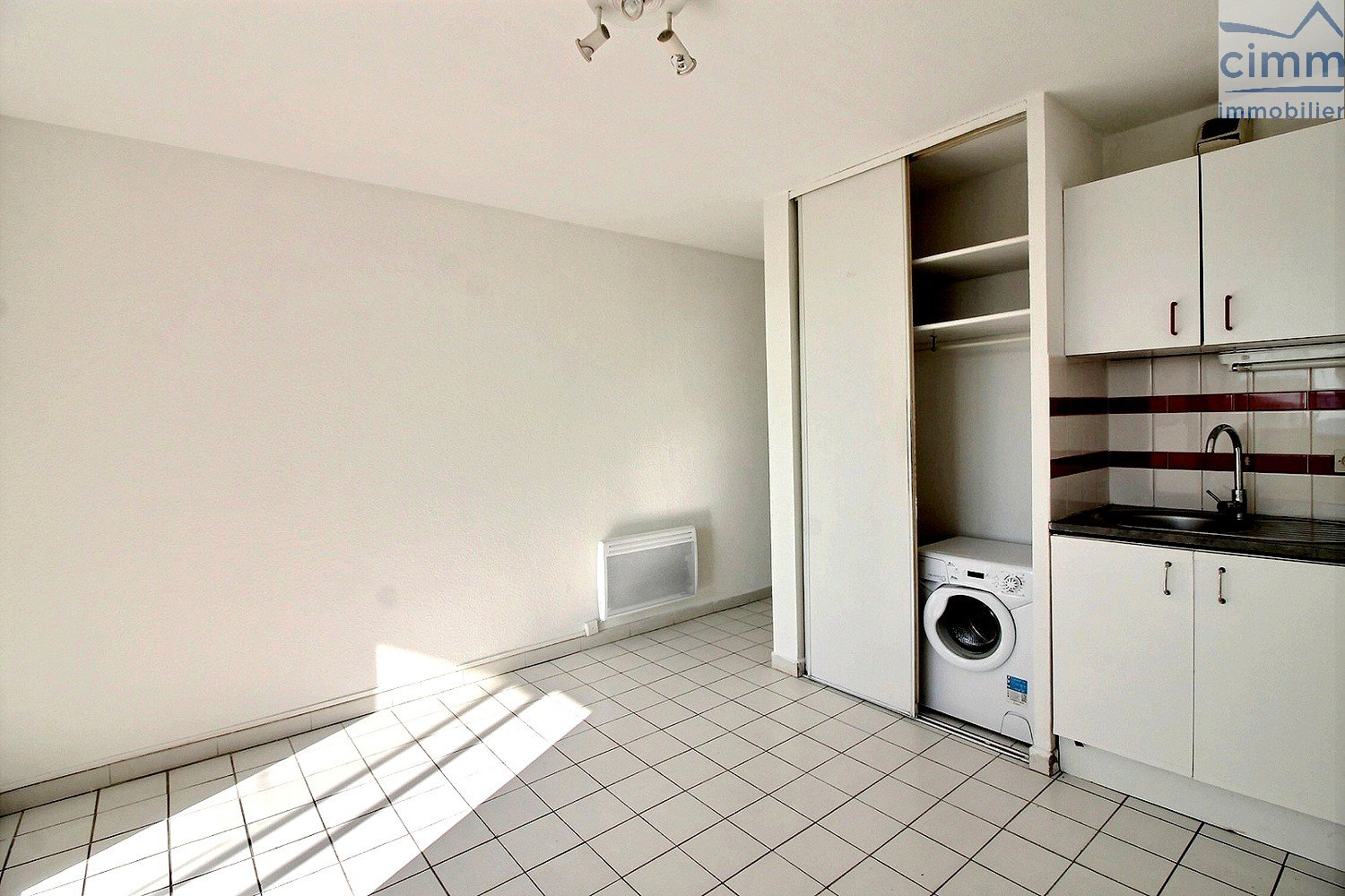 Image - Appartement - VALRAS PLAGE - Vente - 26m² - IMMOPLAGE VALRAS-PLAGE