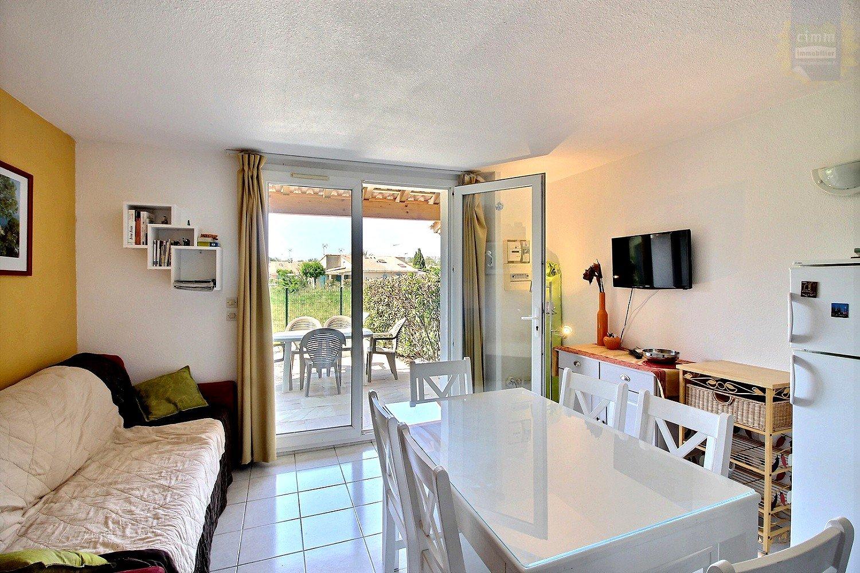 IMMOPLAGE VALRAS-PLAGE, agence immobilière, vente, location et location vacances appartement et maison entre Agde/Sete et Narbonne, proche Béziers - Maison - VENDRES - Location Vacances - 40m²