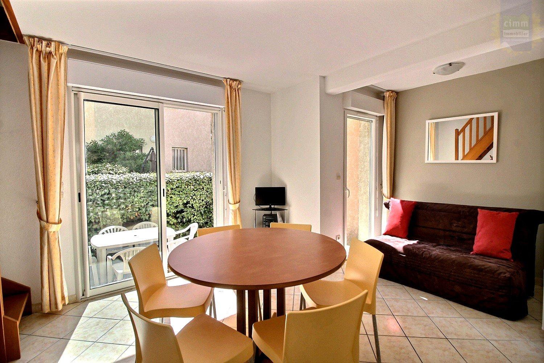 Image - Maison en résidence - VALRAS PLAGE - Location Vacances - 38m² - IMMOPLAGE VALRAS-PLAGE