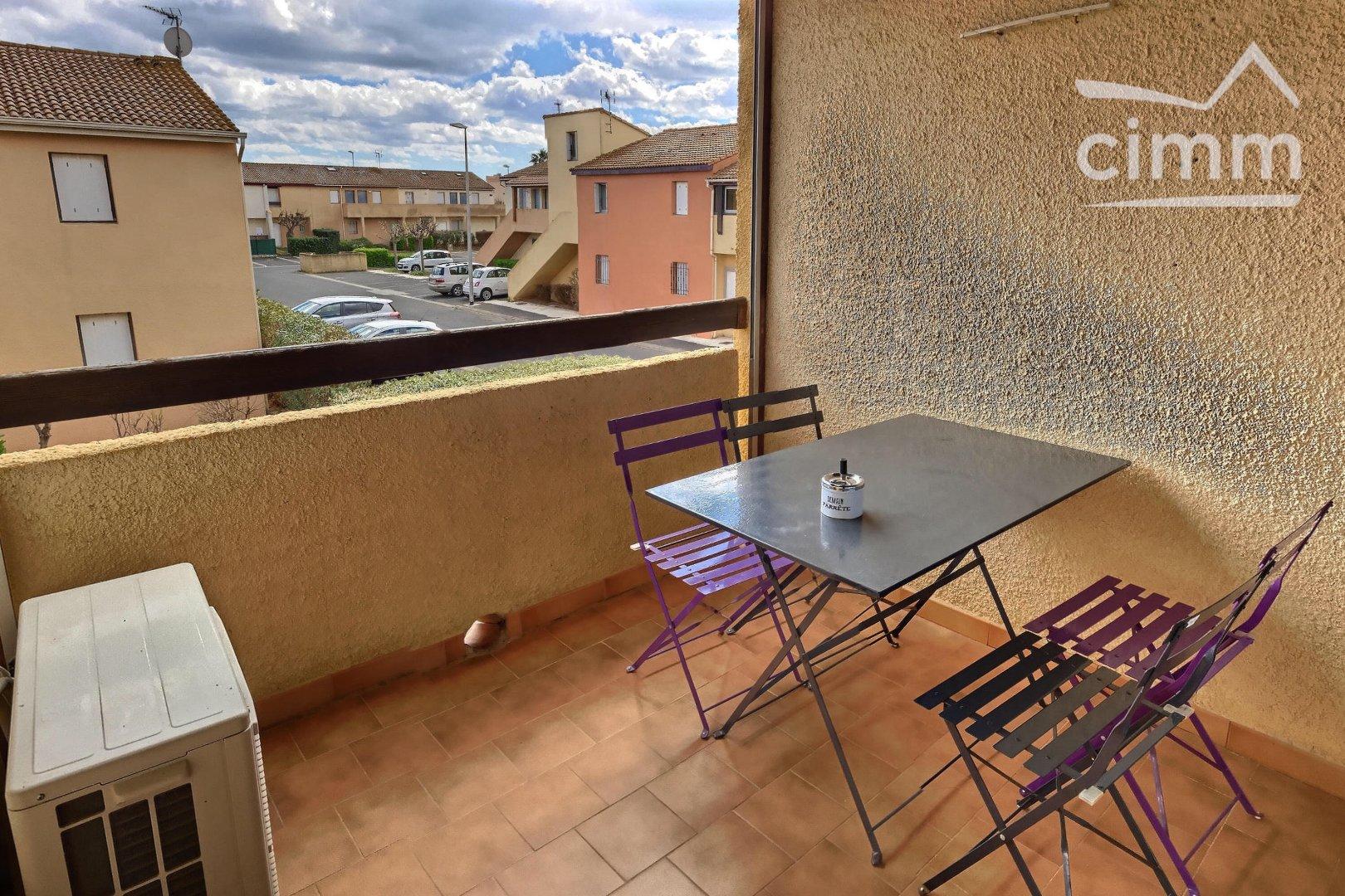 Image - Appartement - VALRAS PLAGE - Location Vacances - 35m² - IMMOPLAGE VALRAS-PLAGE