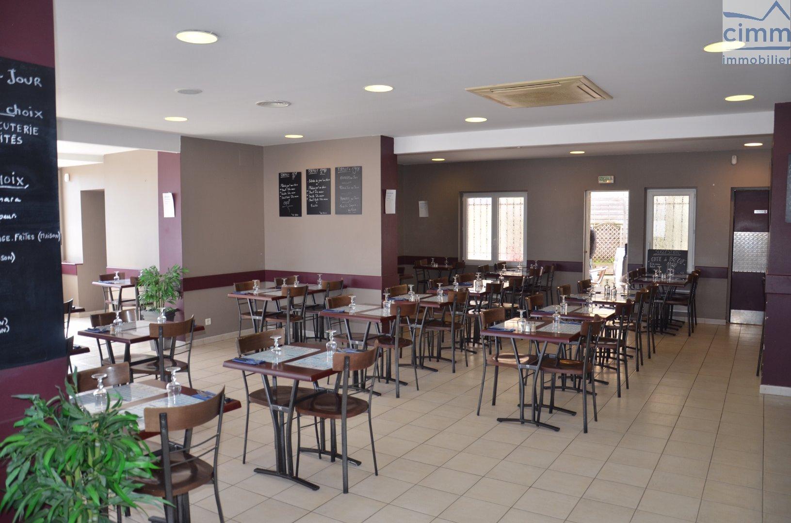 Image - Café - Hotel - Restaurant - BEZIERS - Vente - 600m² - IMMOPLAGE VALRAS-PLAGE