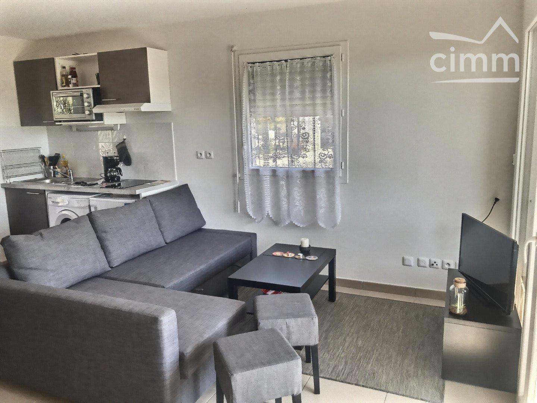 IMMOPLAGE VALRAS-PLAGE, agence immobilière, vente, location et location vacances appartement et maison entre Agde/Sete et Narbonne, proche Béziers - Appartement - SERIGNAN - Location Vacances - 32m²