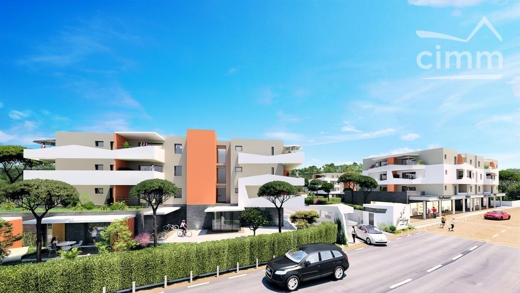 IMMOPLAGE VALRAS-PLAGE, agence immobilière, vente, location et location vacances appartement et maison entre Agde/Sete et Narbonne, proche Béziers - Appartement - VALRAS PLAGE - Vente - 64m²