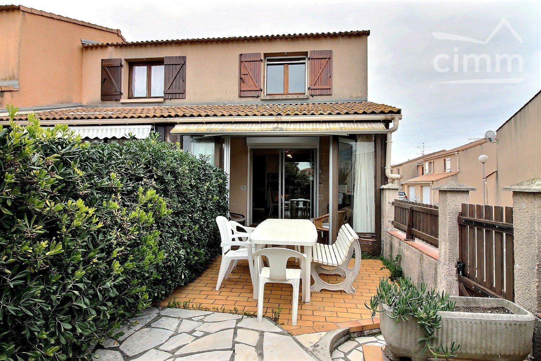 Image - Maison en résidence - VALRAS PLAGE - Vente - 63m² - IMMOPLAGE VALRAS-PLAGE