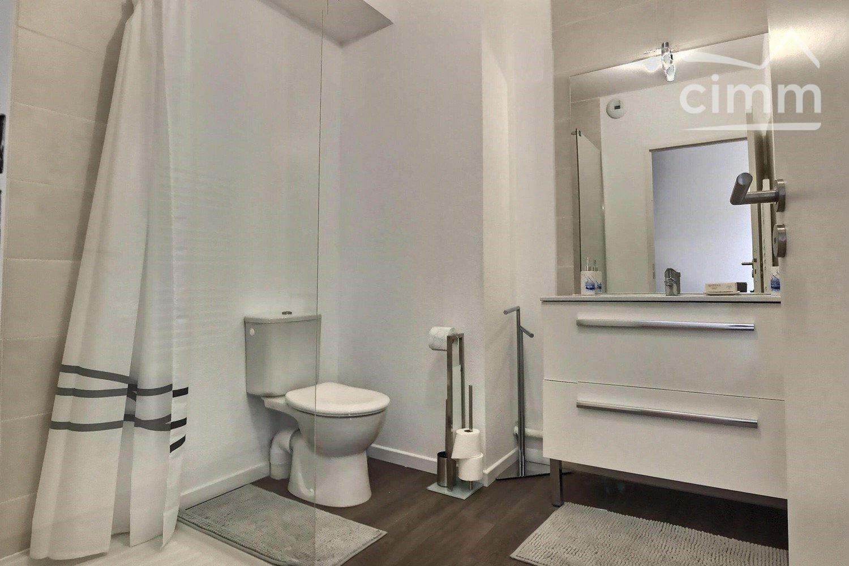 IMMOPLAGE VALRAS-PLAGE, agence immobilière, vente, location et location vacances appartement et maison entre Agde/Sete et Narbonne, proche Béziers - Appartement - SERIGNAN - Location Vacances - 64m²