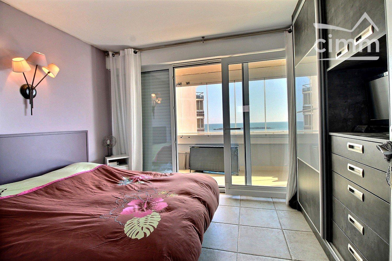 IMMOPLAGE VALRAS-PLAGE, agence immobilière, vente, location et location vacances appartement et maison entre Agde/Sete et Narbonne, proche Béziers - Appartement en résidence - VALRAS PLAGE - Vente - 90m²