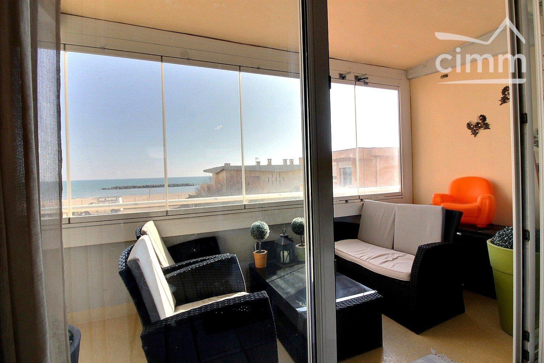 Image - Appartement en résidence - VALRAS PLAGE - Vente - 90m² - IMMOPLAGE VALRAS-PLAGE