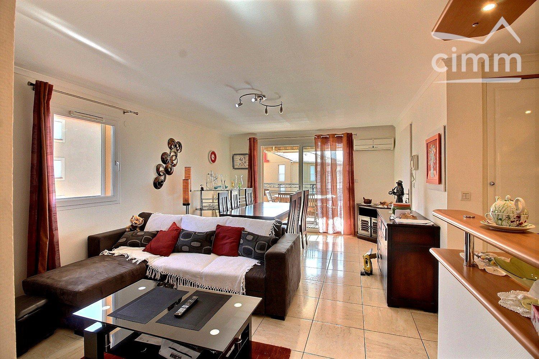 IMMOPLAGE VALRAS-PLAGE, agence immobilière, vente, location et location vacances appartement et maison entre Agde/Sete et Narbonne, proche Béziers - Appartement en résidence - VALRAS PLAGE - Vente - 54m²