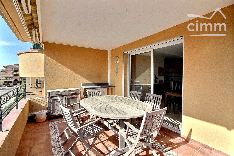 Image - Appartement en résidence - VALRAS PLAGE - Vente - 54m² - IMMOPLAGE VALRAS-PLAGE