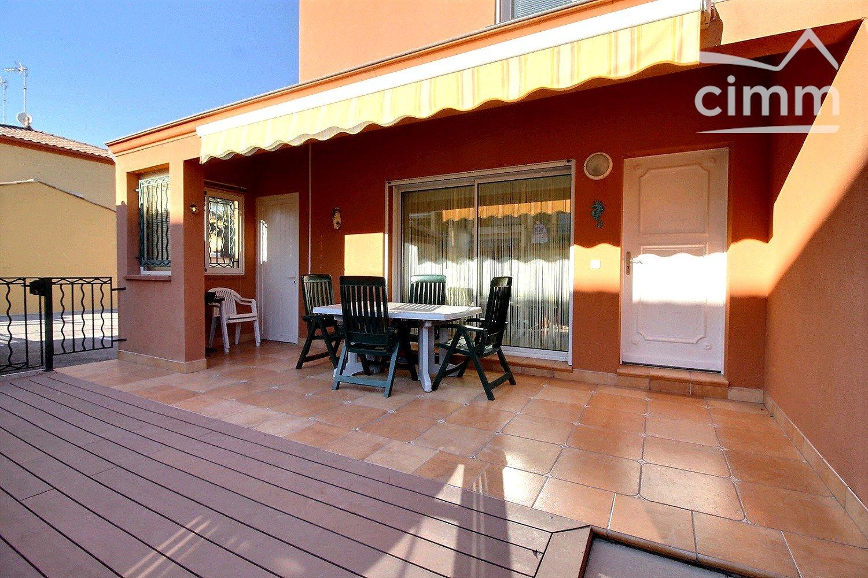 Image - Pavillon - VALRAS PLAGE - Location Vacances - 55m² - IMMOPLAGE VALRAS-PLAGE