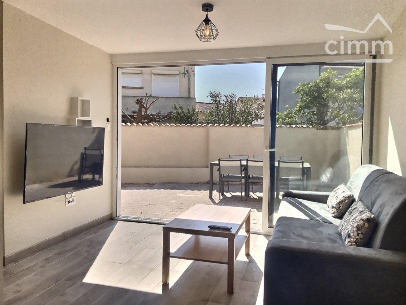 Image - Appartement - VALRAS PLAGE - Location Vacances - 47m² - IMMOPLAGE VALRAS-PLAGE
