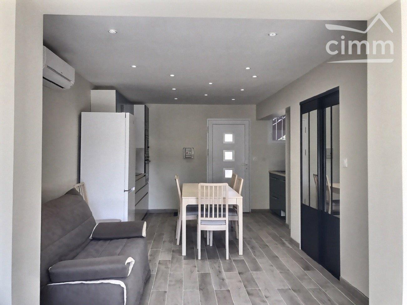 IMMOPLAGE VALRAS-PLAGE, agence immobilière, vente, location et location vacances appartement et maison entre Agde/Sete et Narbonne, proche Béziers - Appartement - VALRAS PLAGE - Location Vacances - 47m²