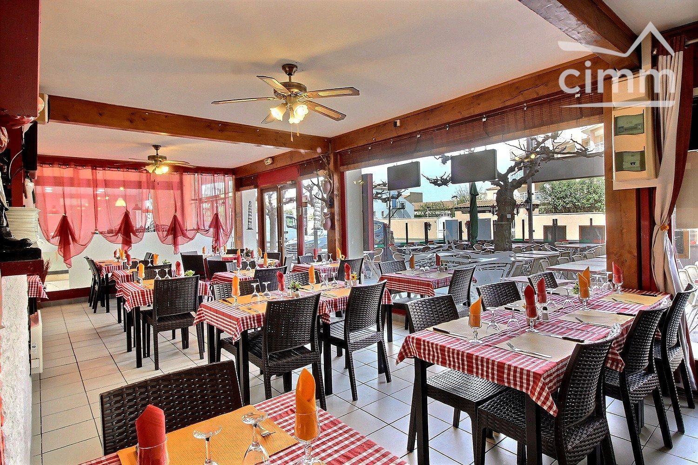 IMMOPLAGE VALRAS-PLAGE, agence immobilière, vente, location et location vacances appartement et maison entre Agde/Sete et Narbonne, proche Béziers - Pizzeria - VALRAS PLAGE - Vente - 85m²