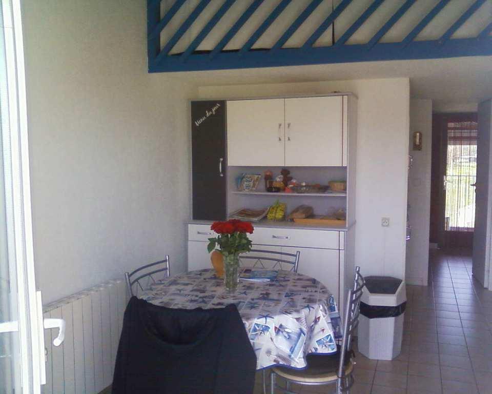 IMMOPLAGE VALRAS-PLAGE, agence immobilière, vente, location et location vacances appartement et maison entre Agde/Sete et Narbonne, proche Béziers - Appartement - VALRAS PLAGE - Location Vacances - 28m²