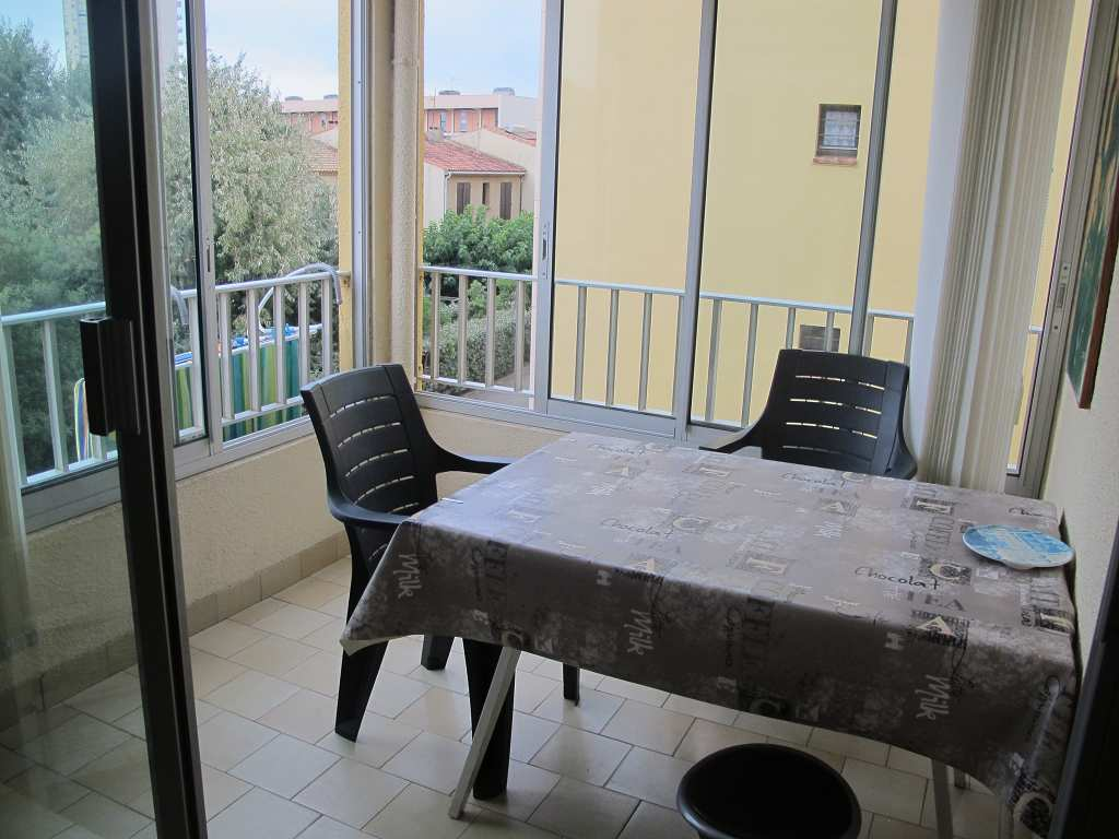 Image - Appartement - VALRAS PLAGE - Location Vacances - 21m² - IMMOPLAGE VALRAS-PLAGE