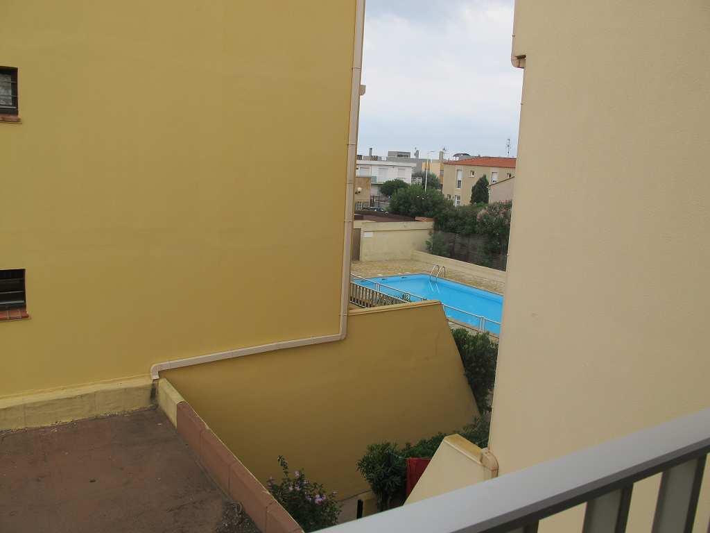 IMMOPLAGE VALRAS-PLAGE, agence immobilière, vente, location et location vacances appartement et maison entre Agde/Sete et Narbonne, proche Béziers - Appartement - VALRAS PLAGE - Location Vacances - 21m²