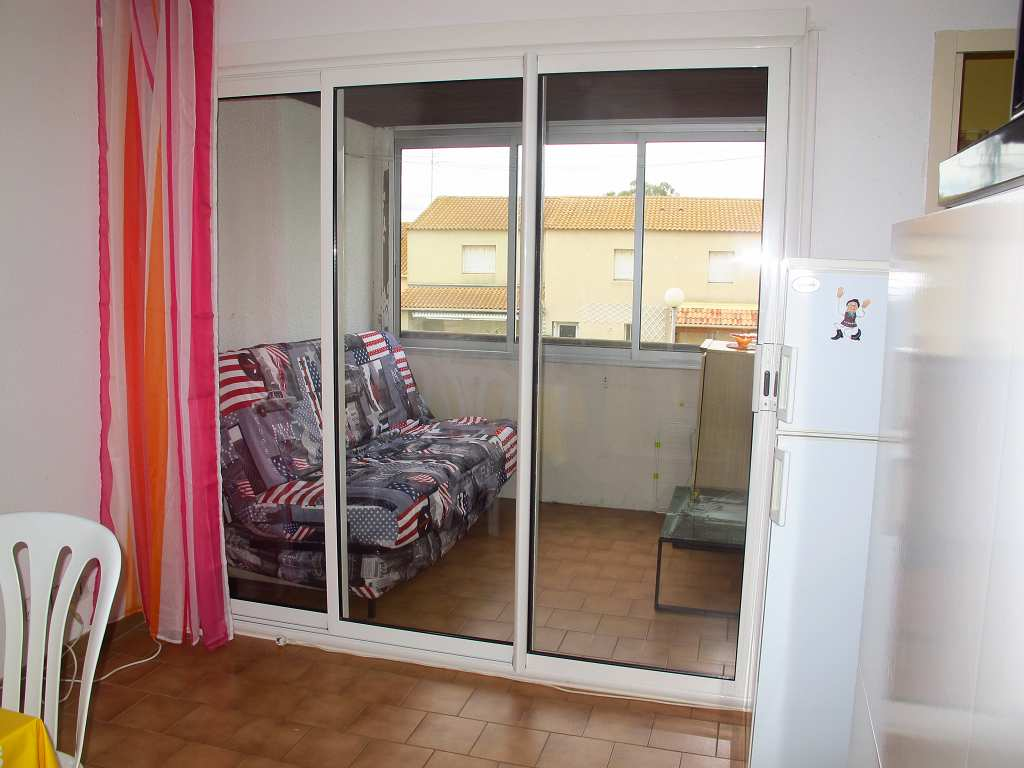 Image - Appartement - VALRAS PLAGE - Location Vacances - 25m² - IMMOPLAGE VALRAS-PLAGE