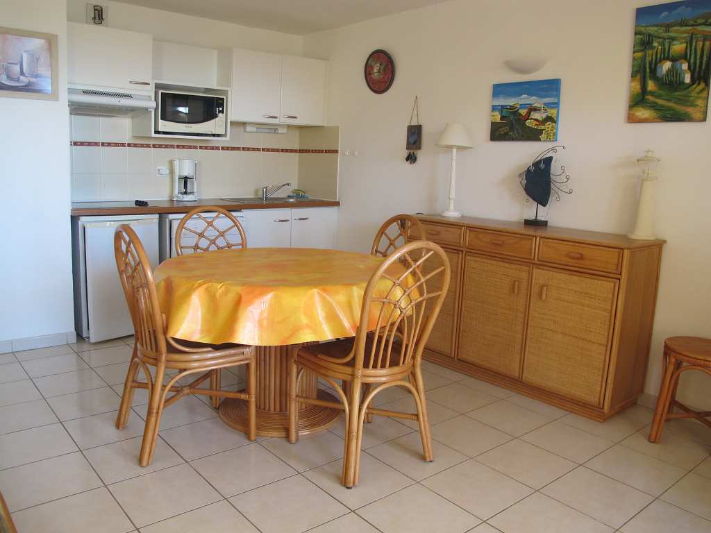 IMMOPLAGE VALRAS-PLAGE, agence immobilière, vente, location et location vacances appartement et maison entre Agde/Sete et Narbonne, proche Béziers - Appartement - VALRAS PLAGE - Location Vacances - 46m²