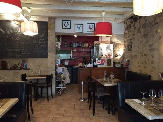 IMMOPLAGE VALRAS-PLAGE, agence immobilière, vente, location et location vacances appartement et maison entre Agde/Sete et Narbonne, proche Béziers - Restaurant - PEZENAS - Vente - 300m²