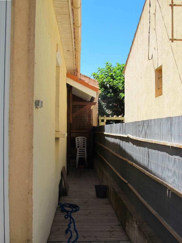 IMMOPLAGE VALRAS-PLAGE, agence immobilière, vente, location et location vacances appartement et maison entre Agde/Sete et Narbonne, proche Béziers - Maison individuelle - VALRAS PLAGE - Vente - 49m²