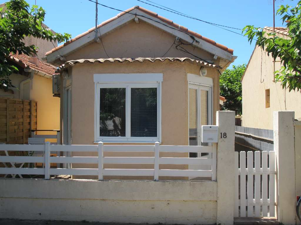 Image - Maison individuelle - VALRAS PLAGE - Vente - 49m² - IMMOPLAGE VALRAS-PLAGE