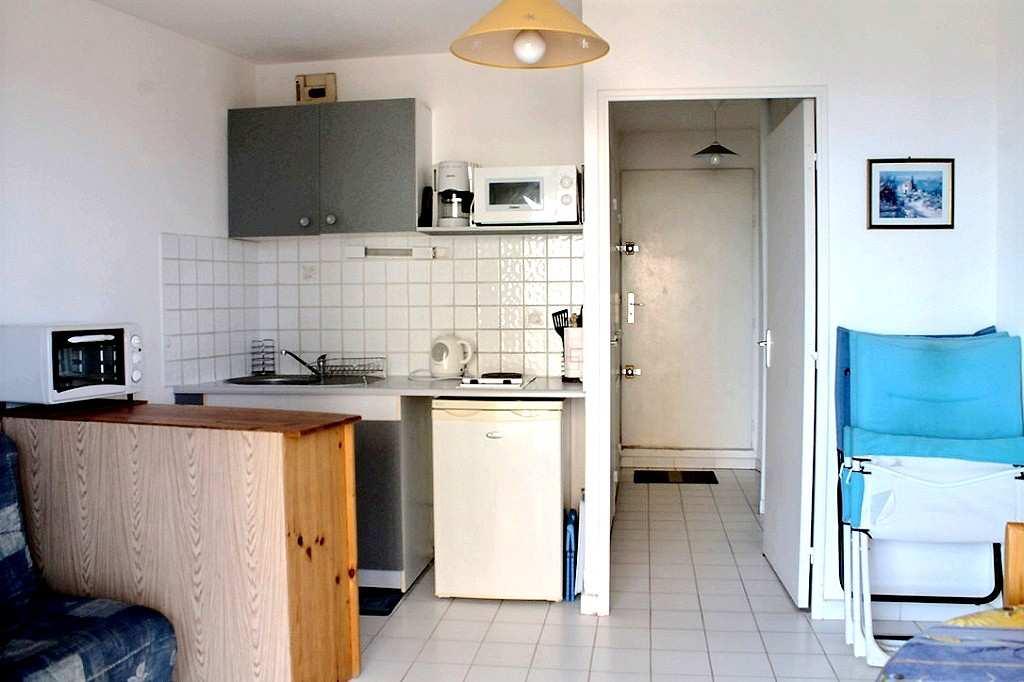 IMMOPLAGE VALRAS-PLAGE, agence immobilière, vente, location et location vacances appartement et maison entre Agde/Sete et Narbonne, proche Béziers - Appartement - VALRAS PLAGE - Vente - 29m²