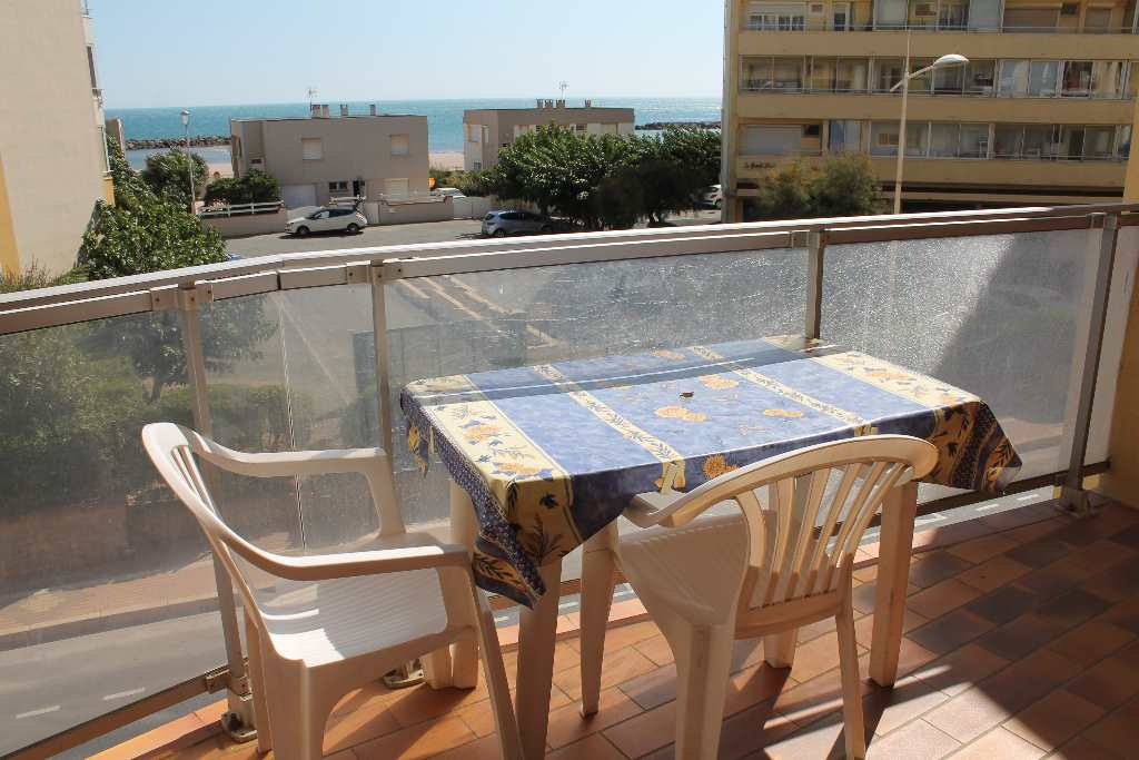 Image - Appartement - VALRAS PLAGE - Vente - 29m² - IMMOPLAGE VALRAS-PLAGE