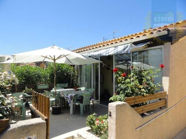 Image - Maison en résidence - VALRAS PLAGE - Vente - 47m² - IMMOPLAGE VALRAS-PLAGE