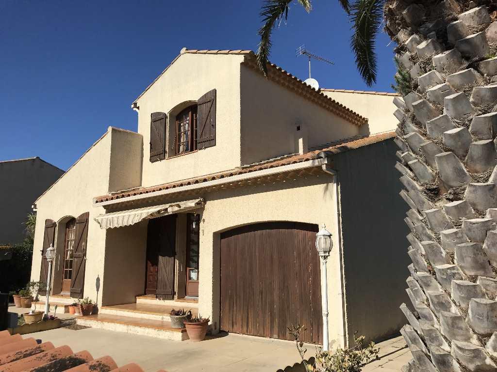 vente maison/villa 5 pièces VALRAS PLAGE 34350
