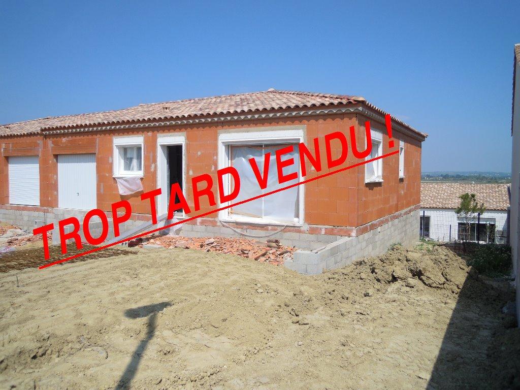 vente maison/villa 4 pièces COLOMBIERS 34440