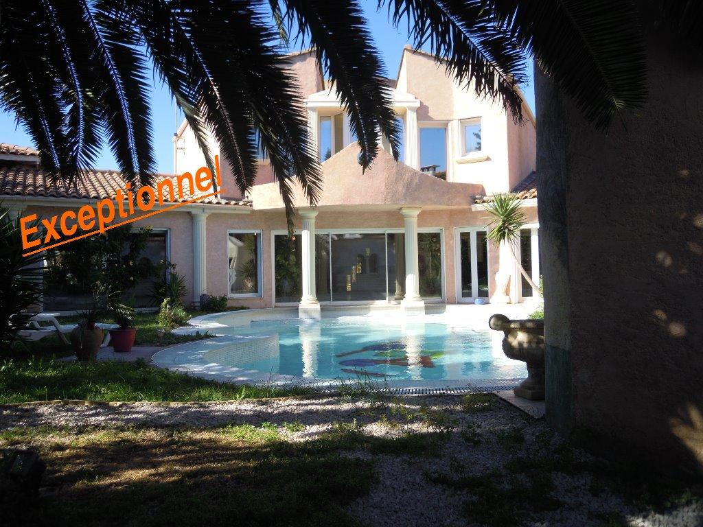 vente de prestige maison/villa 5 pièces VALRAS PLAGE 34350