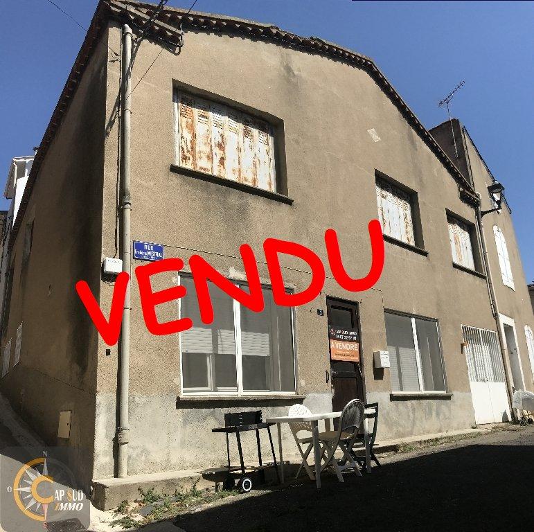 vente maison/villa 5 pièces VENDRES 34350