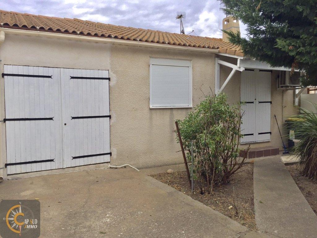 vente maison/villa 2 pièces SAUVIAN 34410