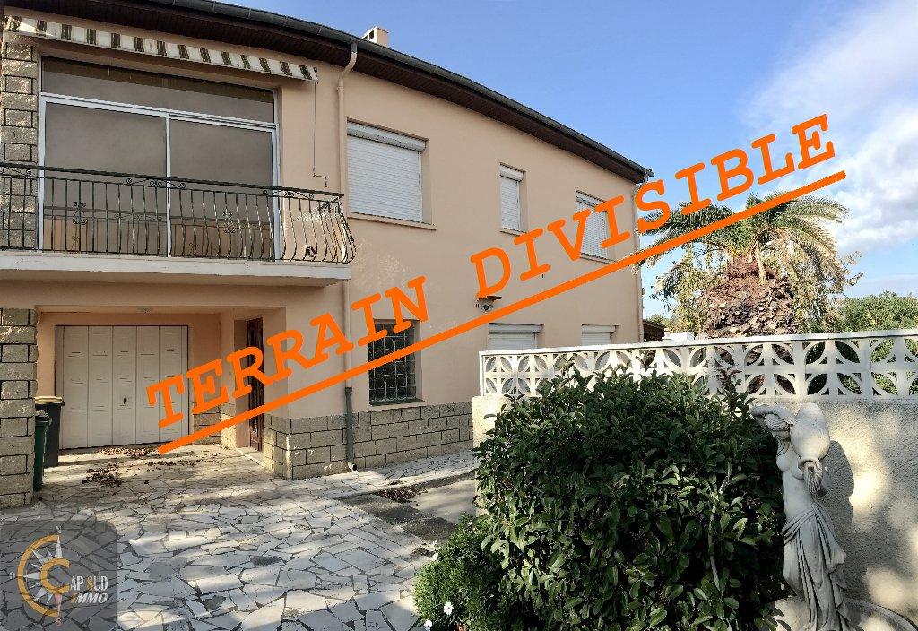 vente maison/villa 6 pièces SAUVIAN 34410