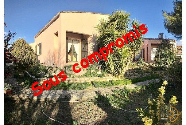 vente maison/villa 4 pièces VENDRES 34350