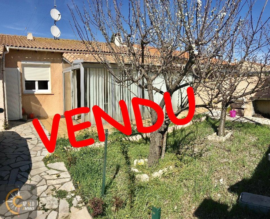 vente maison/villa 4 pièces SAUVIAN 34410