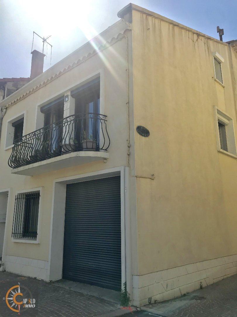 vente maison/villa 4 pièces VILLENEUVE LES BEZIERS 34420