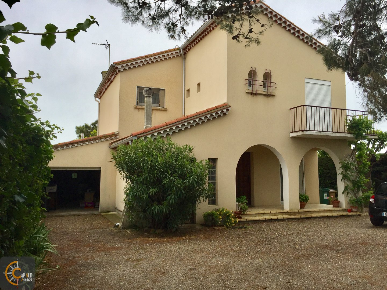 vente maison/villa 5 pièces SERIGNAN 34410