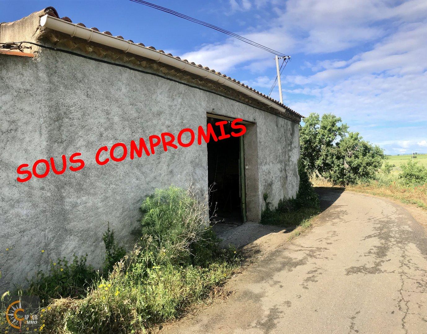 vente maison/villa 1 pièces NISSAN LEZ ENSERUNE 34440