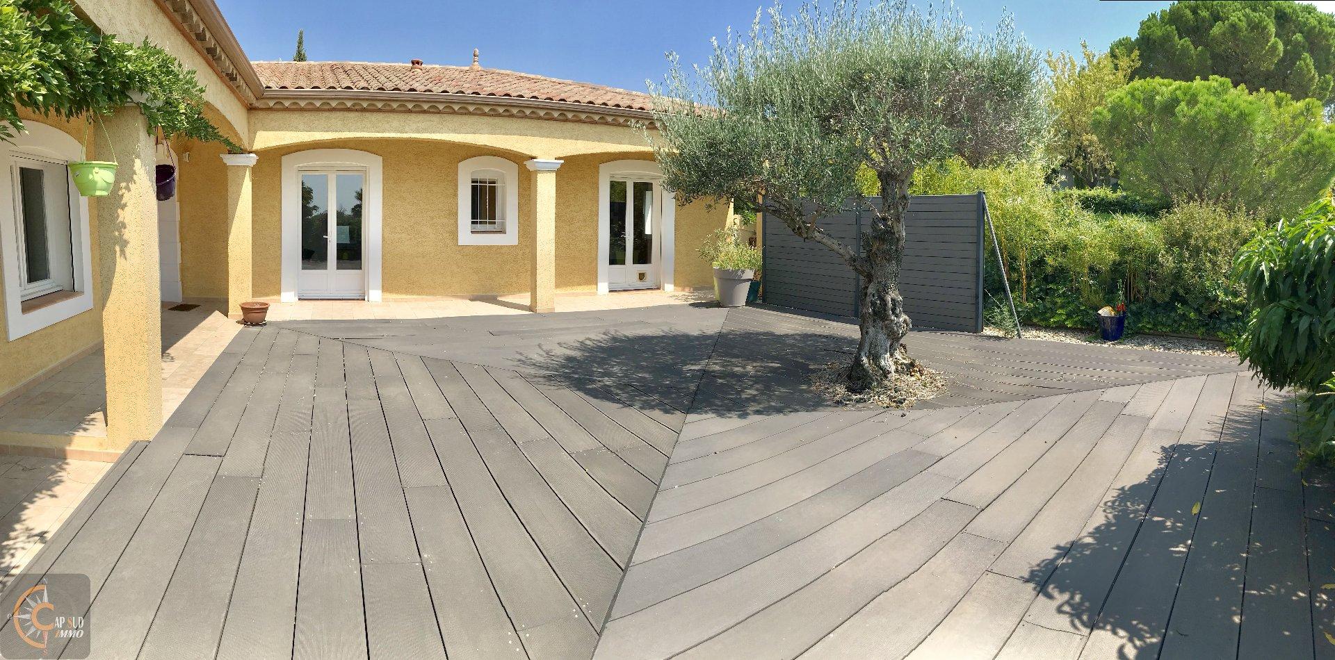 vente maison/villa 6 pièces VENDRES 34350