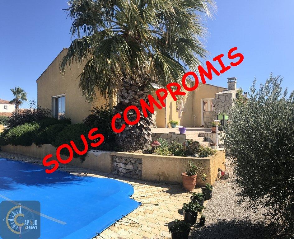 vente maison/villa 7 pièces SERIGNAN 34410