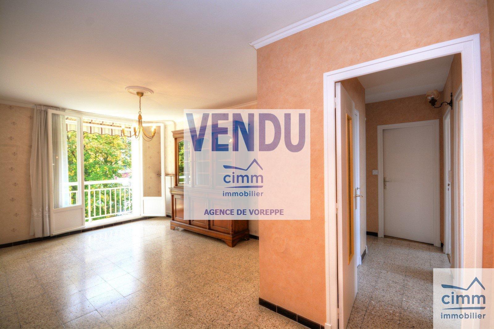 vente appartement 4 pièces SAINT EGREVE 38120