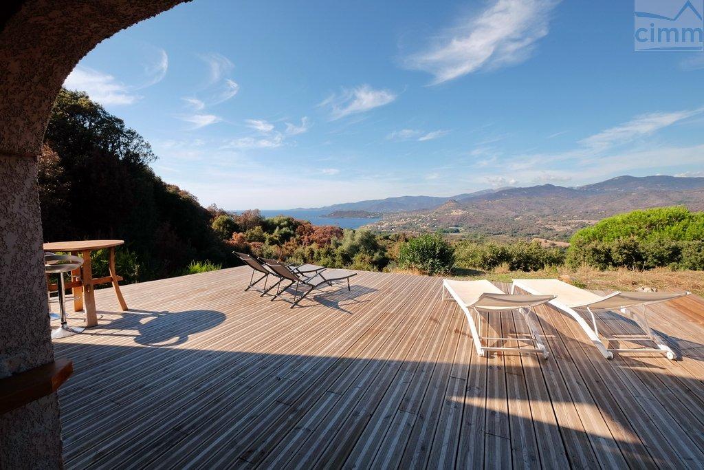 vente maison/villa 6 pièces CALCATOGGIO 20111