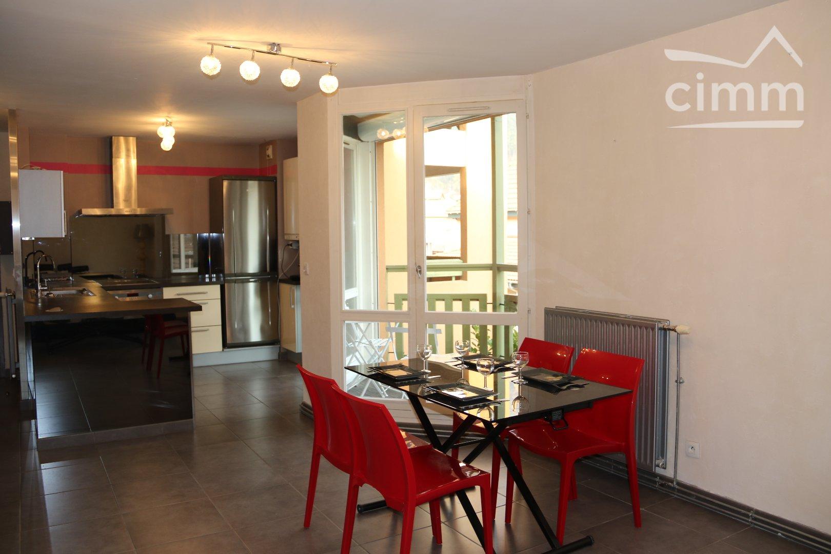 location appartement 2 pièces LE VERSOUD 38420