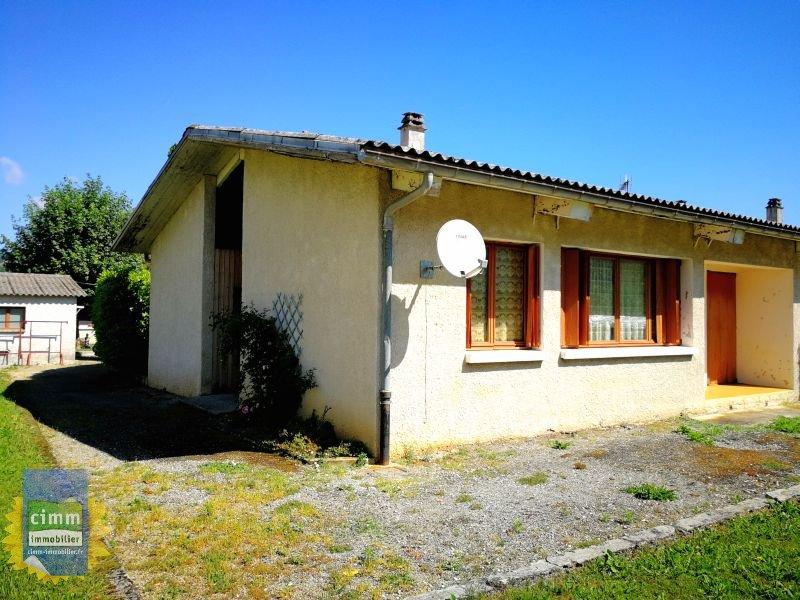 vente maison/villa 4 pièces SAINT LAURENT DU PONT 38380