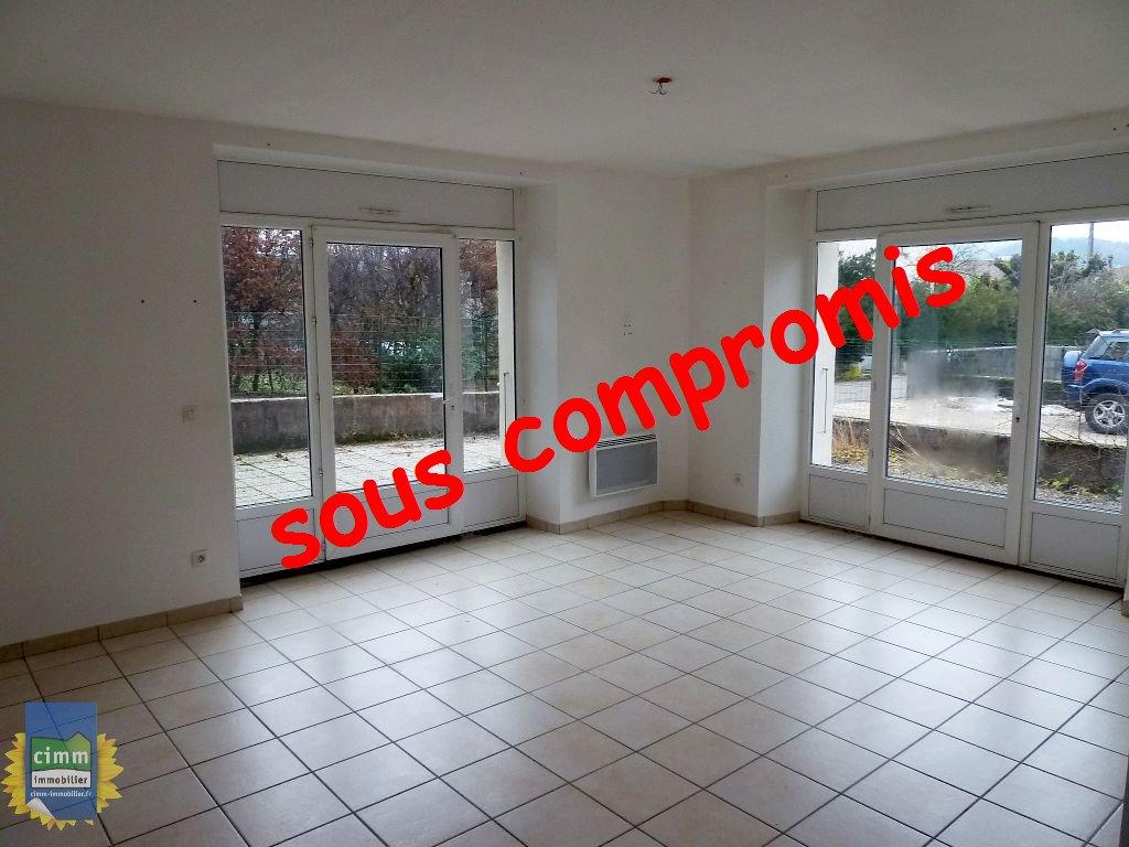 vente appartement 3 pièces SAINT LAURENT DU PONT 38380