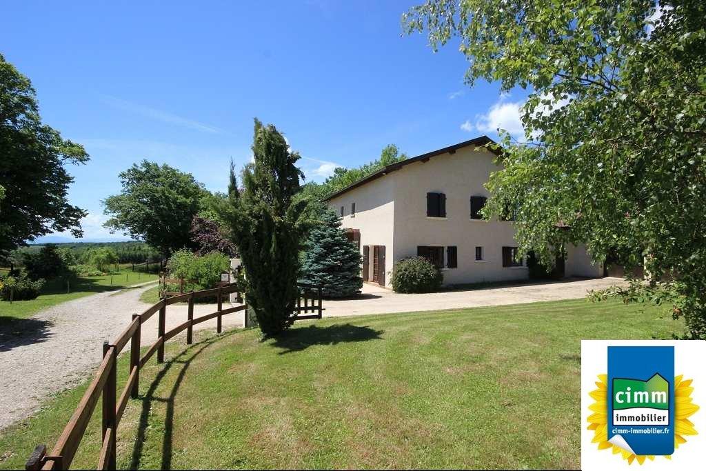 vente maison/villa 7 pièces LA COTE SAINT ANDRE 38260