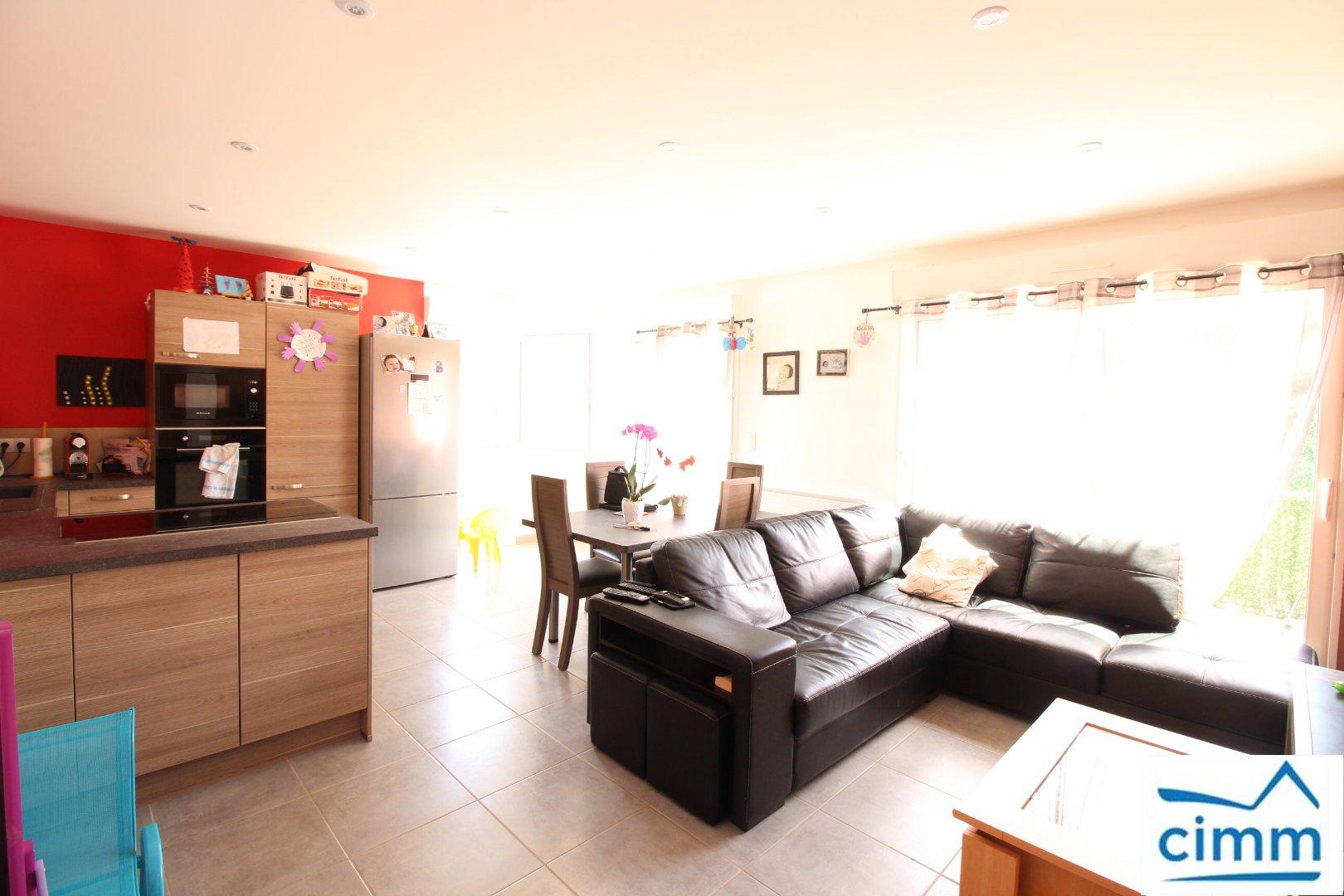 location appartement 3 pièces CHAMPIER 38260